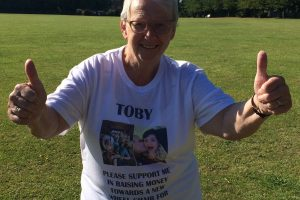 Toby Pearce QC Foundation Chair Fundraiser Andover