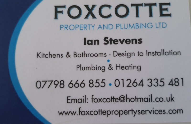 Foxcotte Property and Plumbing Ltd