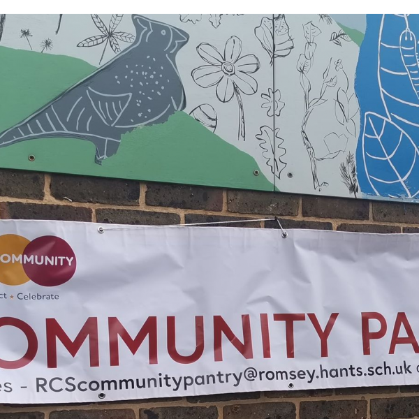 RCS Community Pantry  in Andover
