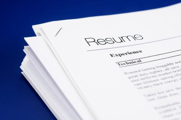 How To Make The Perfect CV!