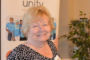 Dorothy Baverstock Test Valley Unity