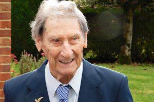 George Fox 100 Years Old Thruxton