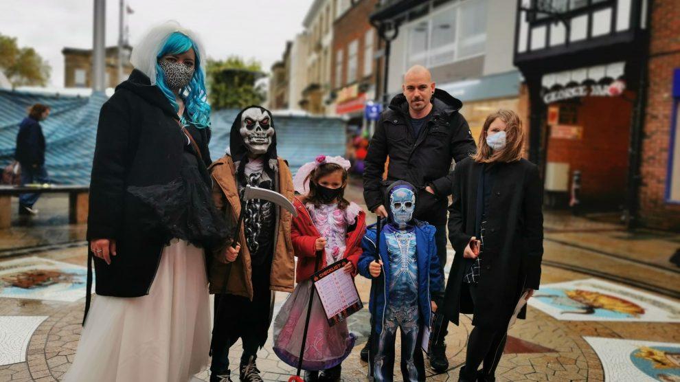 Halloween in Andover 2020