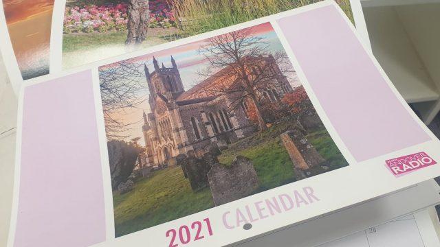 Love Andover Calendar 2021