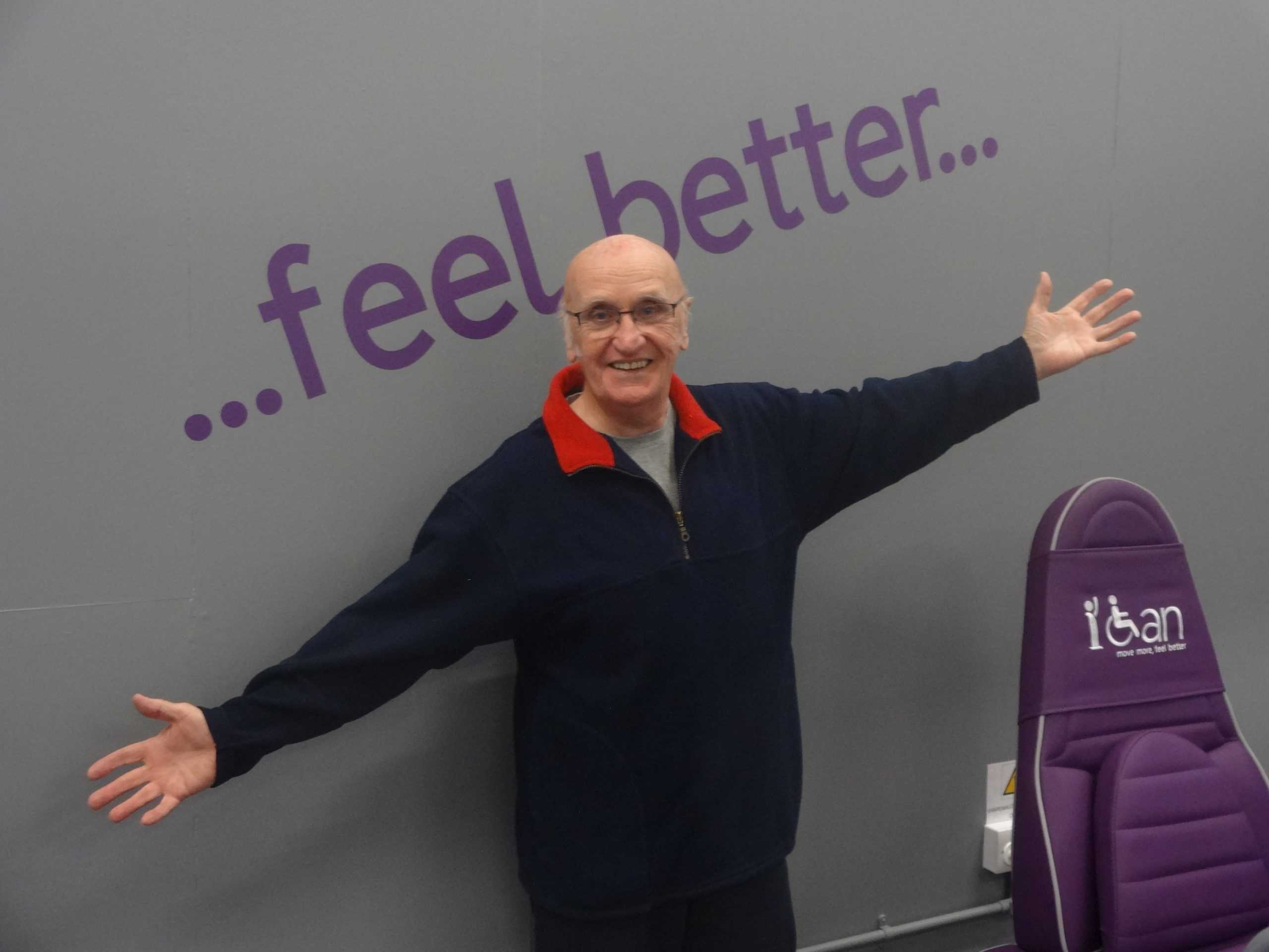 Andover based 'I Can Connect' calls for Action – 'Pledge your support today'