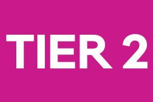 Andover Tier 2 2020