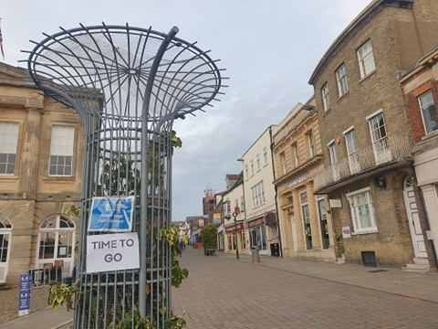 Andover Triffids Caged Plants TVBC