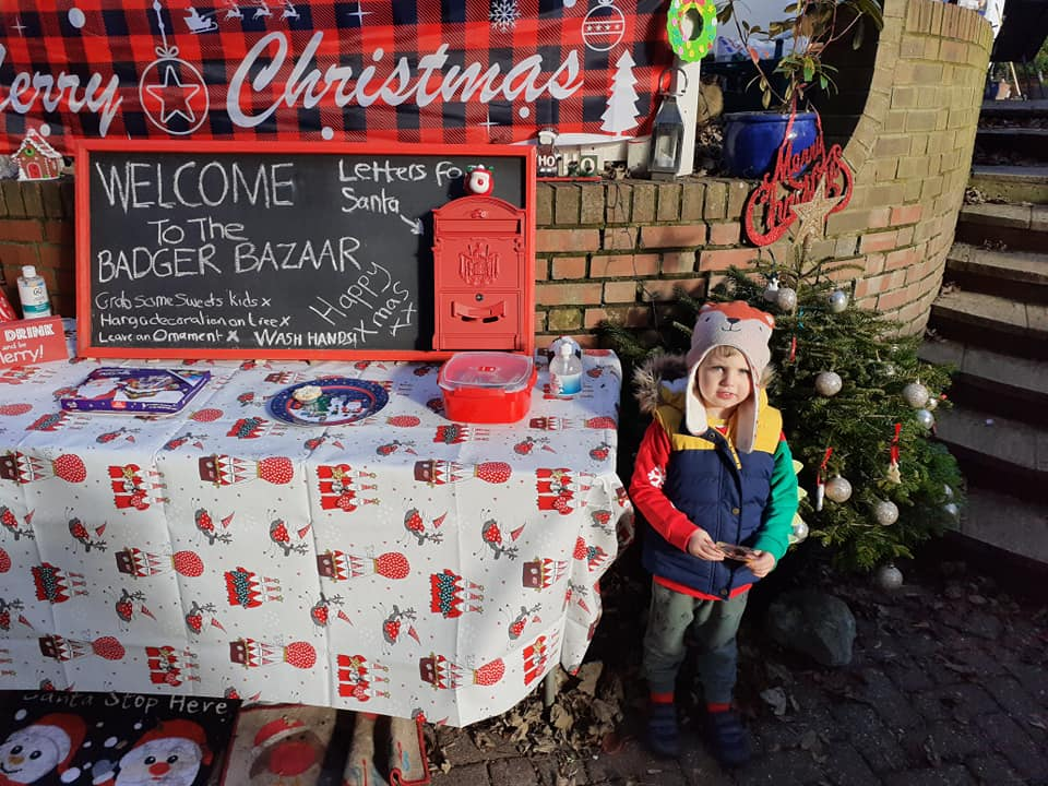 Community pulls together for festive fun and fundraising