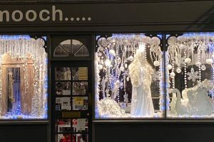 mooch andover christmas window