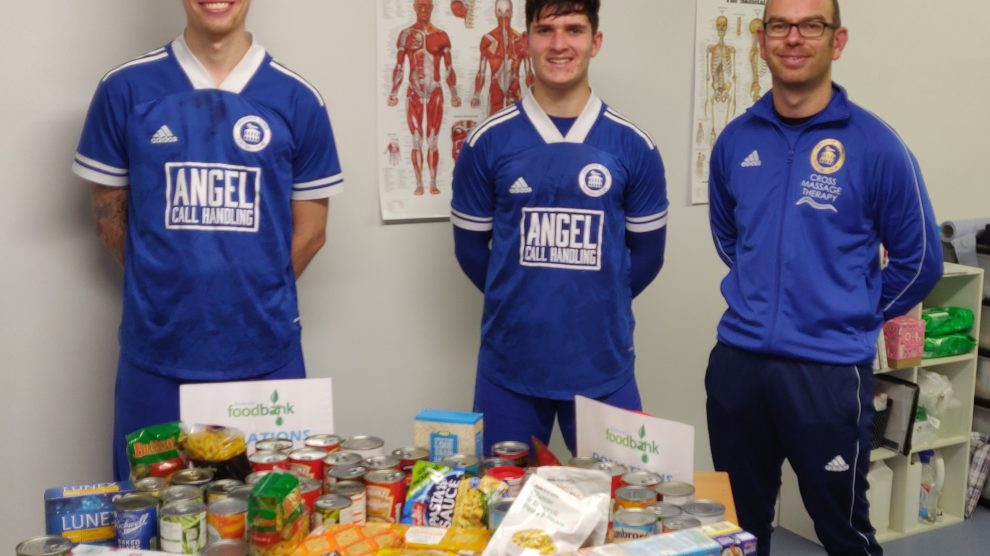 Andover Town FC Foodbank