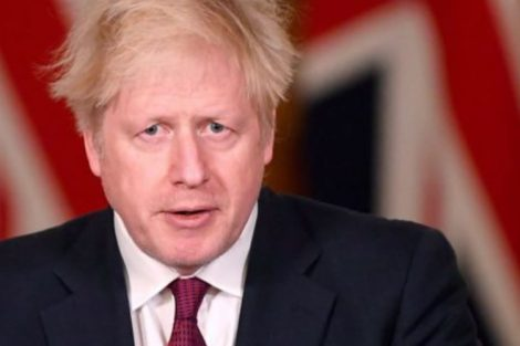 Andover Boris Johnson Lockdown