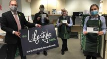 Lifestyle Card Waitrose Andover
