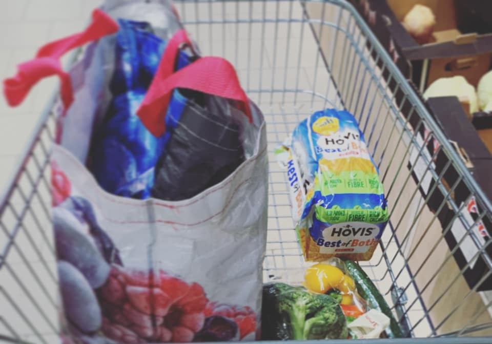 Andover families benefit from food voucher scheme this Christmas