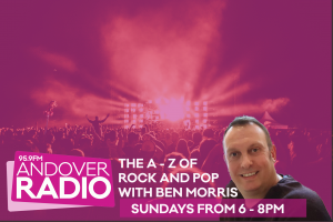 A to Z of Rock and Pop with Ben Morris