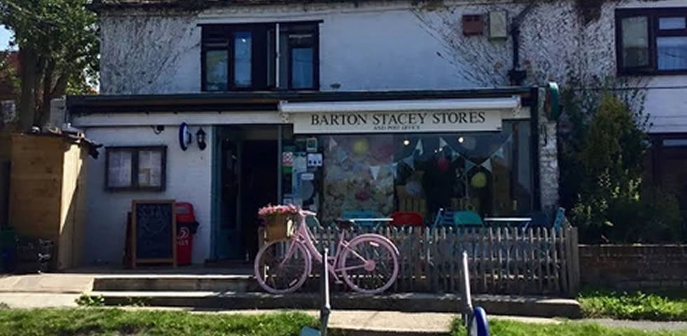 Barton Stacey Stores