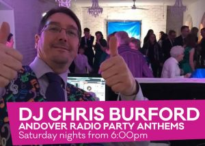 Chris Burfords Party Anthems