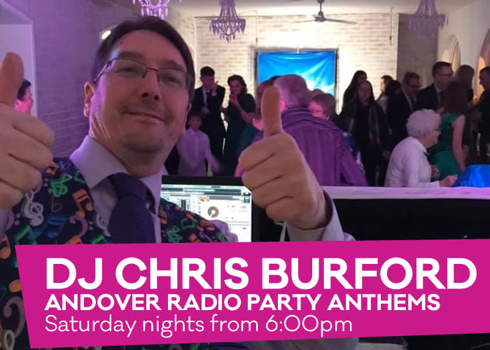 Chris burford Party Anthems
