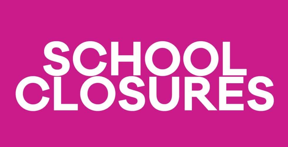 Andover 2021 School Closures
