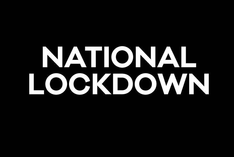 Andover National Lockdown January 2021