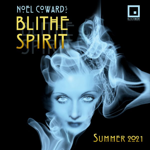 Blithe Spirit – open air theatre at Beech Hurst Park