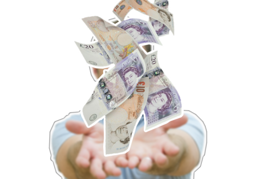 Mental Health Week – 'Money Doesn't Have To Rule You!'