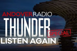 THUNDER Andover Radio Listen Again