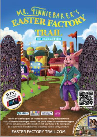 Easter Family Trail