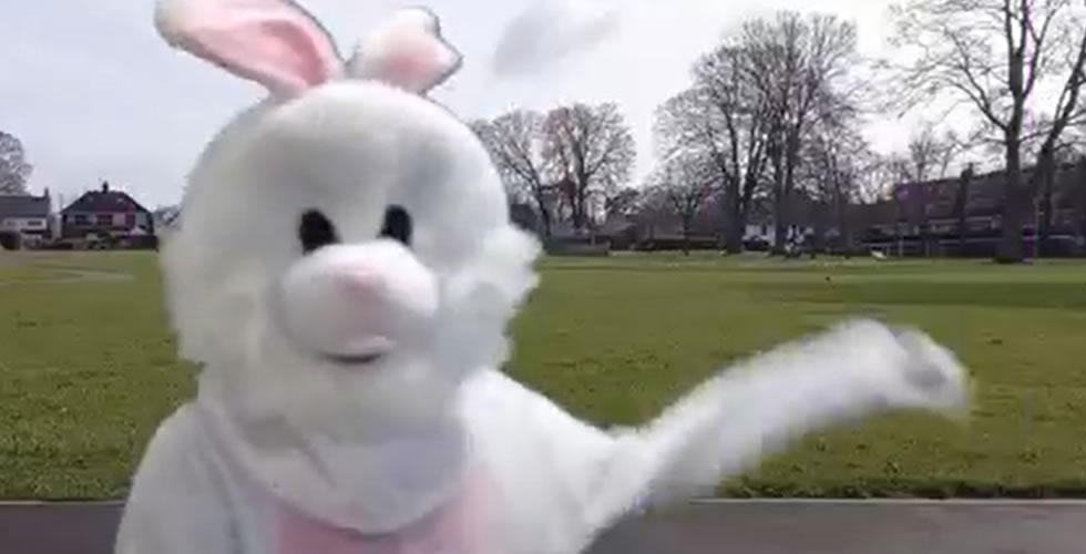 Easter Bunny Andover 2021