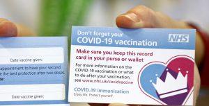 Coronavirus Vaccination Passport