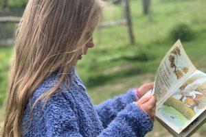 Hawk Conservancy Trust Elsie Nicholls