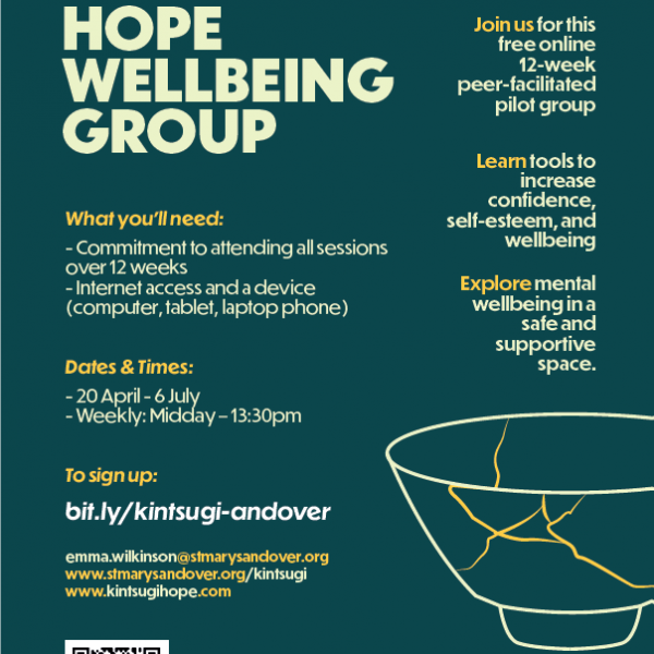Kintsugi Hope Wellbeing Group