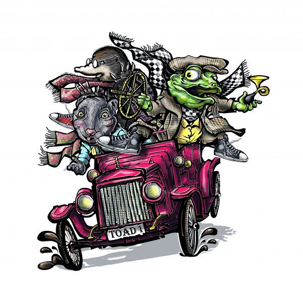The Pantaloons Present: Wind In The Willows