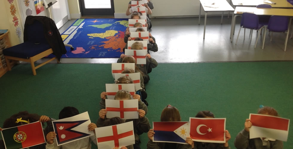Vigo Primary School Andover Census 2021