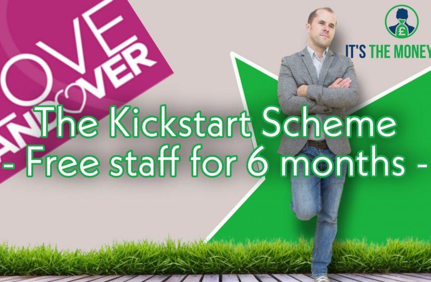 Kickstart Your Business!