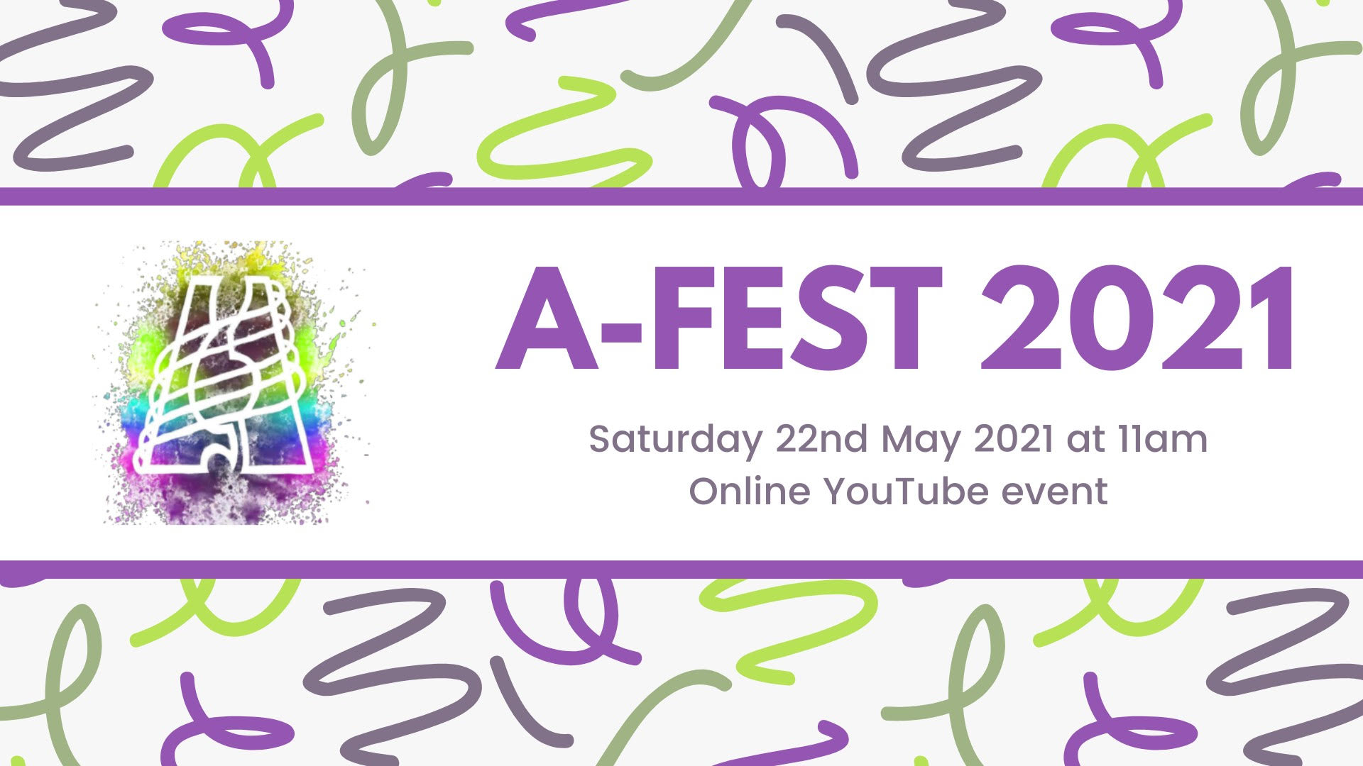 A Fest 2021 – Andover's Youth Festival