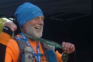 Keith Pssingham Race to the Kings Andover