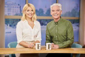 ITV This Morning Dan Parkinson Andover
