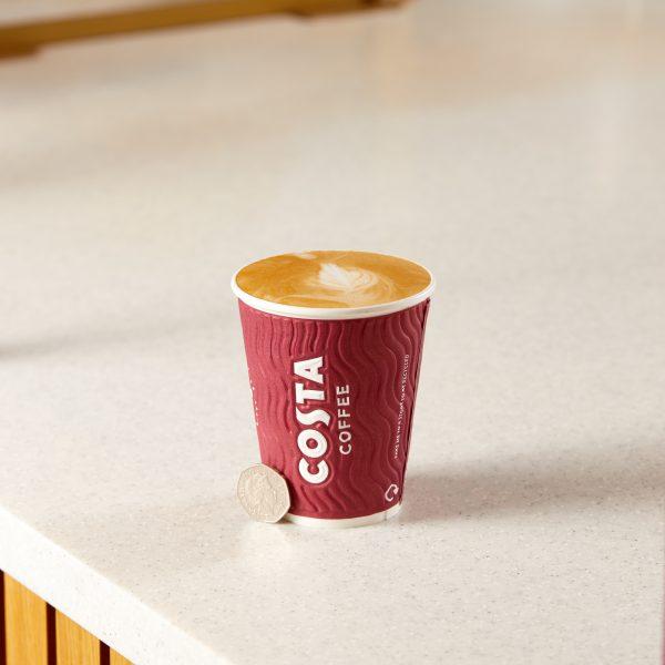 Costa Coffee celebrates 50th anniversary