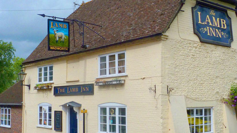 Lamb Inn Andover