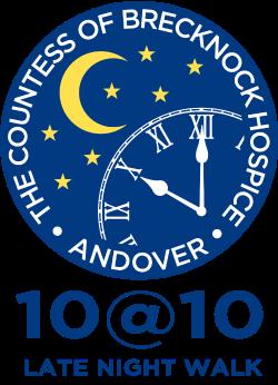 10@10 Walk Logo
