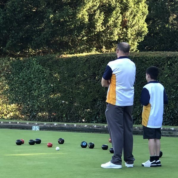 Andover Bowls Club Open day