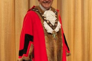 Test Valley Mayor Mark Cooper