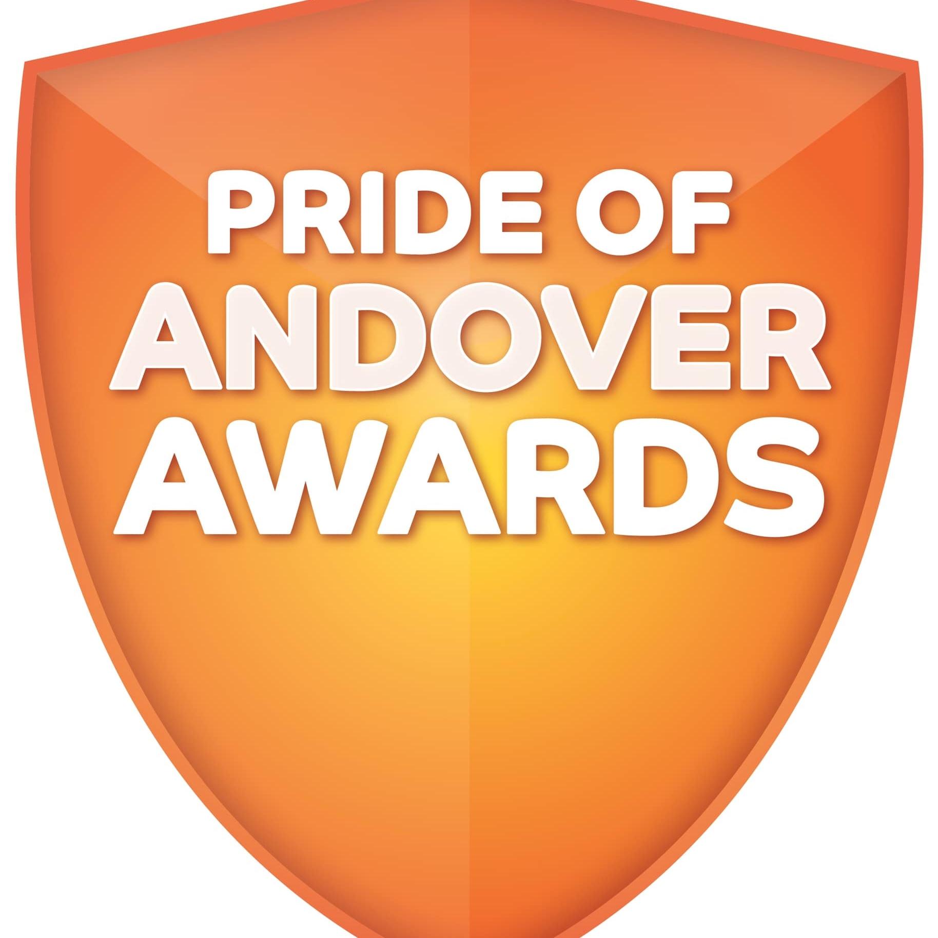 Pride of Andover awards