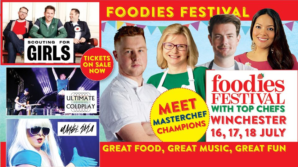 Winchester foodie fest 2021