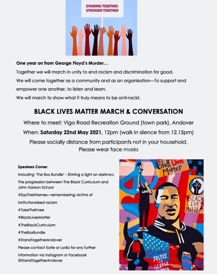 black live matters one year on