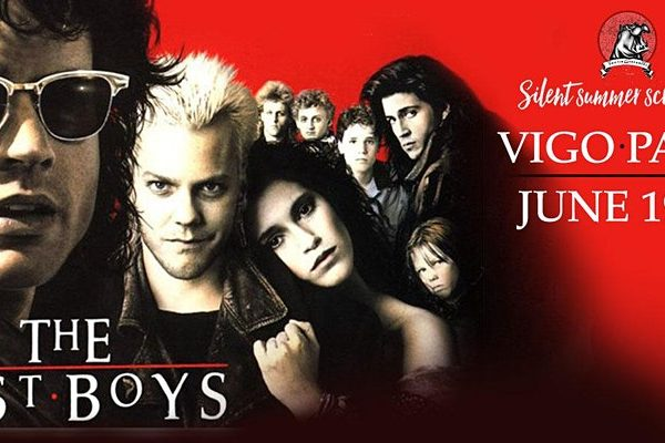 Andover Open Air Cinema & Live Music – The Lost Boys