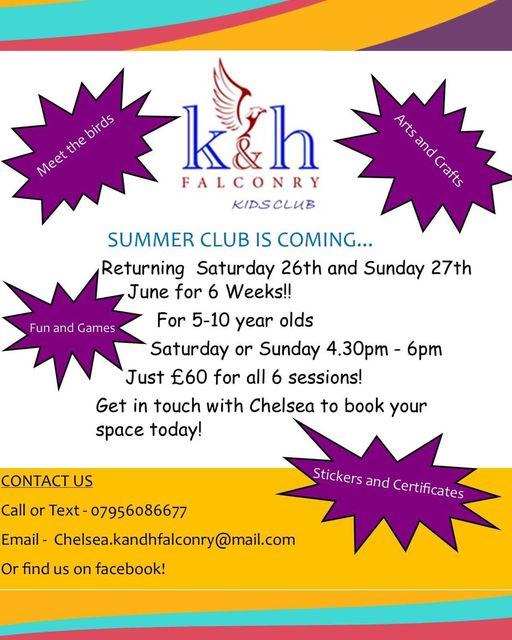 k&h summer club