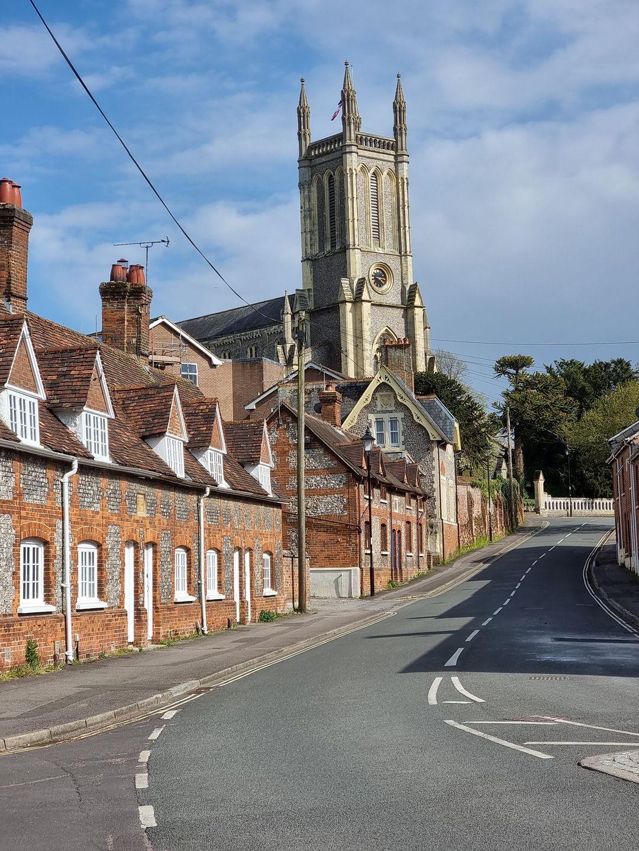 Andover church