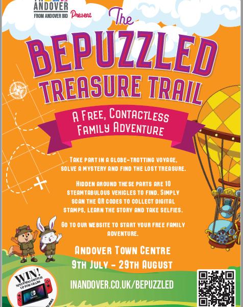 Bepuzzled Treasure Trail