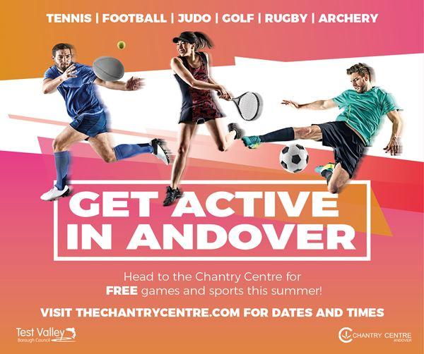 CC Get Active